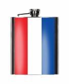 Nederland heupfles 200 ml