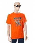 Nederland supporters t-shirt zwarte leeuw