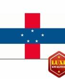 Nederlandse antillen vlag goede kwa