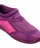 Neopreen paarse waterschoenen voor dames