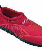 Neopreen rode waterschoenen voor dames