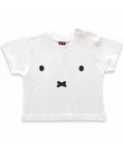 Nijntje baby t-shirt wit