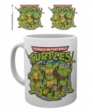Ninja turtles drinkbeker 285 ml