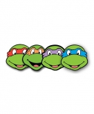 Ninja turtles maskers