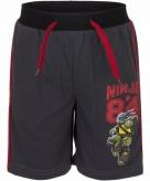 Ninja turtles shorts zwart voor jongens