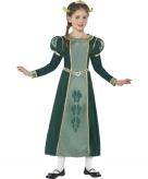 Ogre prinses fiona kostuum voor meisjes