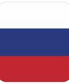 Onderzetters voor glazen met russische kleuren 15 st