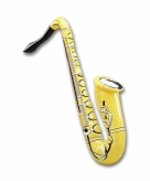 Opblaasbare saxofoons 75 cm