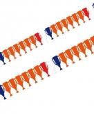 Oranje slinger cup meter