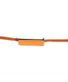 Oranje sport heuptasje 80 107 cm voor volwassenen