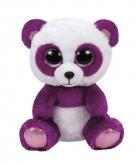 Panda knuffel ty beanie boom boom 24 cm