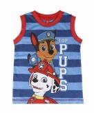 Paw patrol kinder t-shirt zonder mouwen