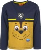 Paw patrol longsleeve chase navy