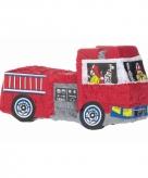 Pinata brandweerwagens 48 cm