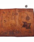 Piraten schatkaarten