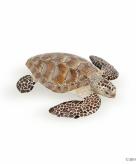 Plastic karetschildpad speeldiertje 7 5 cm