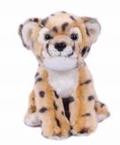 Pluche cheetah knuffelje 20 cm