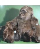 Pluche gorilla knuffel 80 cm