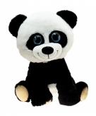 Pluche grote panda zittend 80 cm