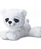 Pluche ijsbeer knuffeldier 30 cm 10085608