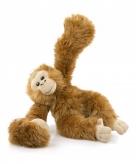 Pluche knuffel aap orang oetan 25 cm