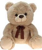 Pluche knuffelbeer knuffels 75 cm