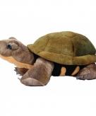 Pluche landschildpad 28 cm