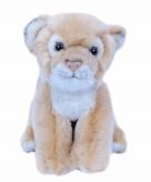 Pluche leeuwin welpje knuffel 20 cm