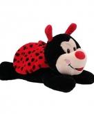 Pluche lieveheersbeestje knuffel 32 cm