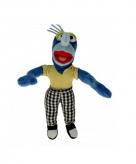 Pluche muppet knuffels gonzo 10050137