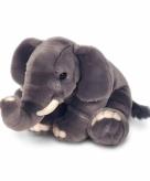 Pluche olifant knuffel 110 cm