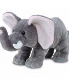 Pluche olifantje knuffeldier 30 cm