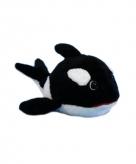 Pluche orkas 13 cm