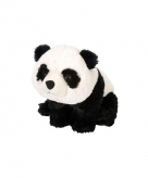 Pluche panda 38 cm