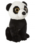 Pluche panda knuffeldier 22 cm