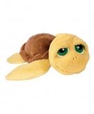 Pluche schildpadknuffel 34 cm