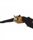 Pluche vliegend vleermuisje 40 cm