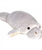 Pluche zeekoe knuffeldier 31 cm