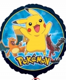 Pokemon folie ballon 43 cm