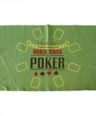 Poker kaartspelmat