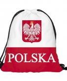Polen gymtas met print