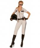 Politie kostuum usa voor dames