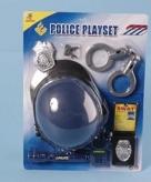 Politieset voor kinderen