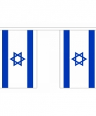 Polyester israel vlaggenlijn