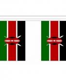 Polyester kenia vlaggenlijn