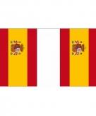 Polyester spanje vlaggenlijn