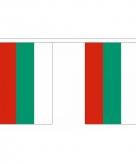 Polyester vlaggenlijn bulgarije