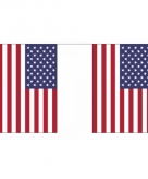 Polyester vlaggenlijn usa