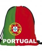 Portugal gymtas met print