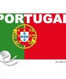 Portugal voetbal vlag